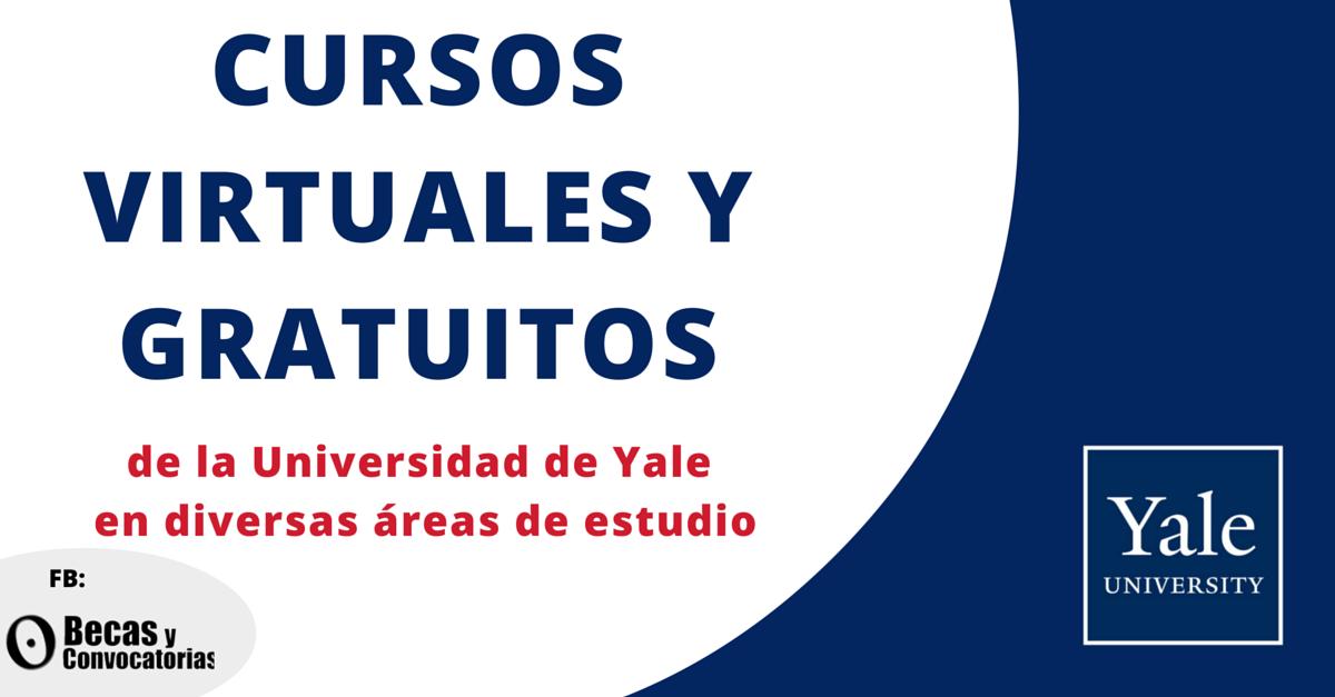 Cursos online gratis Yale