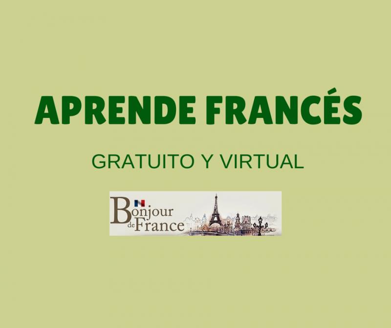 Curso gratis de francés
