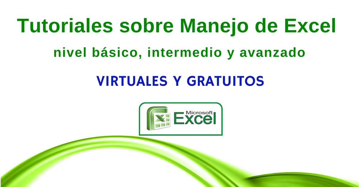 Tutorial de excel