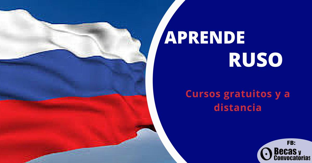 Curso para aprender ruso