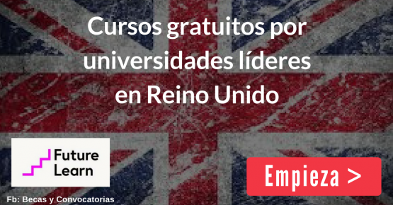 Cursos gratis universidades de Reino Unido