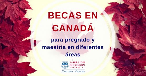 Maestrías en Canadá para extranjeros