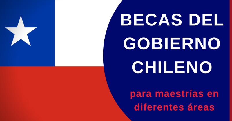 Becas en chile para extranjeros