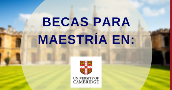 Becas en Cambridge