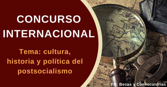becas de historia y politica online