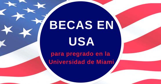 becas para latinoamericanos en Miami