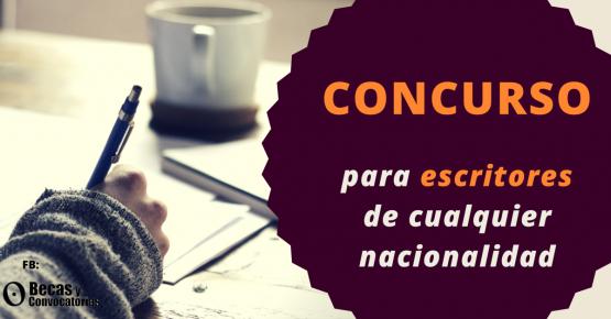 Concurso Círculo de Lectores para escritores con obras originales e inéditas