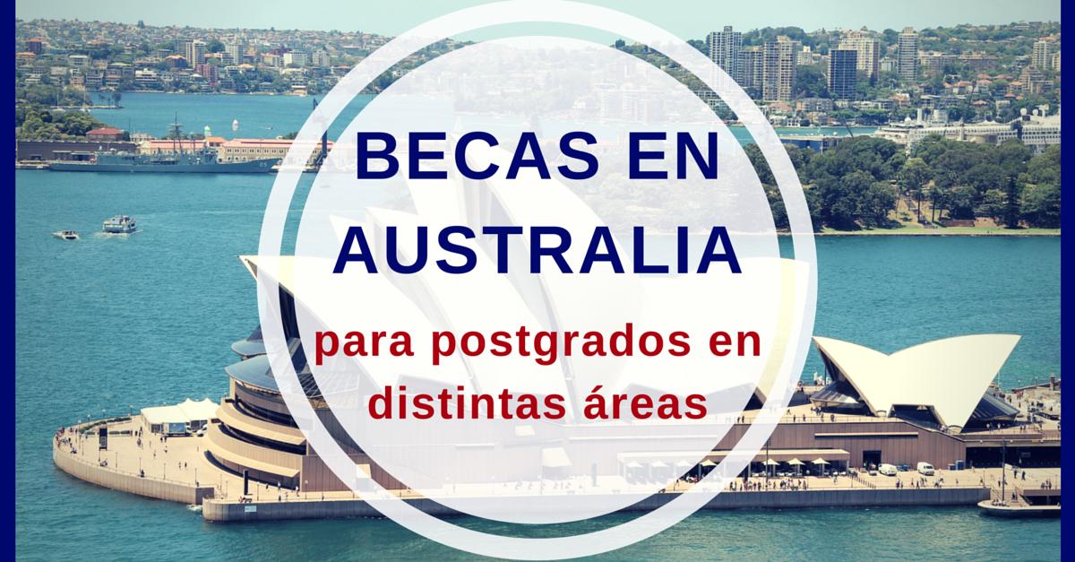 Becas cientificas en Australia