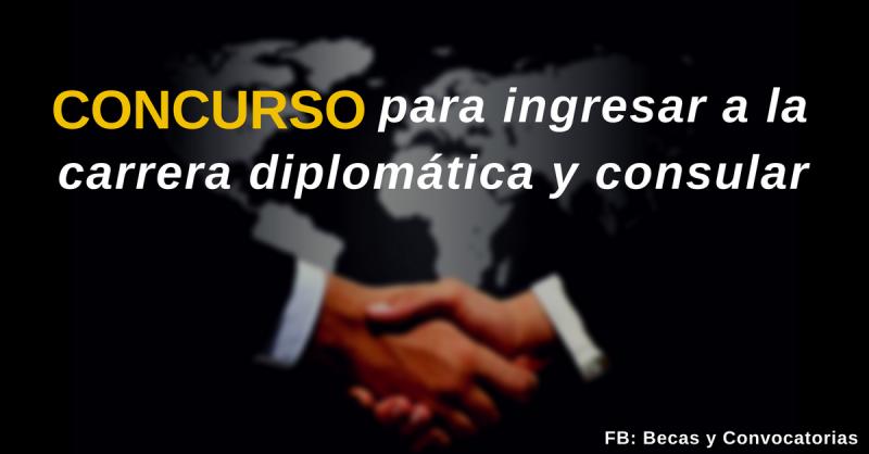 Becas carrera diplomática en Colombia