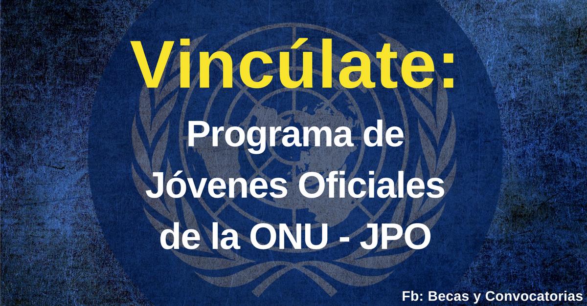 jovenes estudiantes universidad ONU