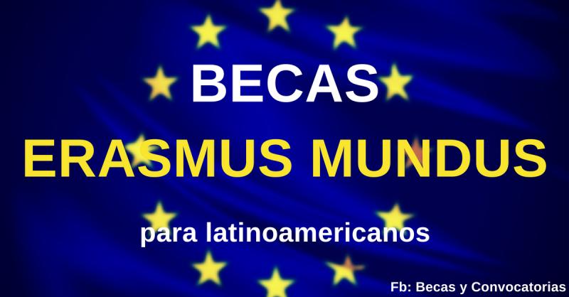 Becas de estudio en Europa para latinoamericanos