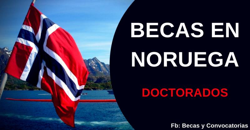 estudios de doctorado en Noruega