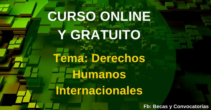 cursos de derechos online