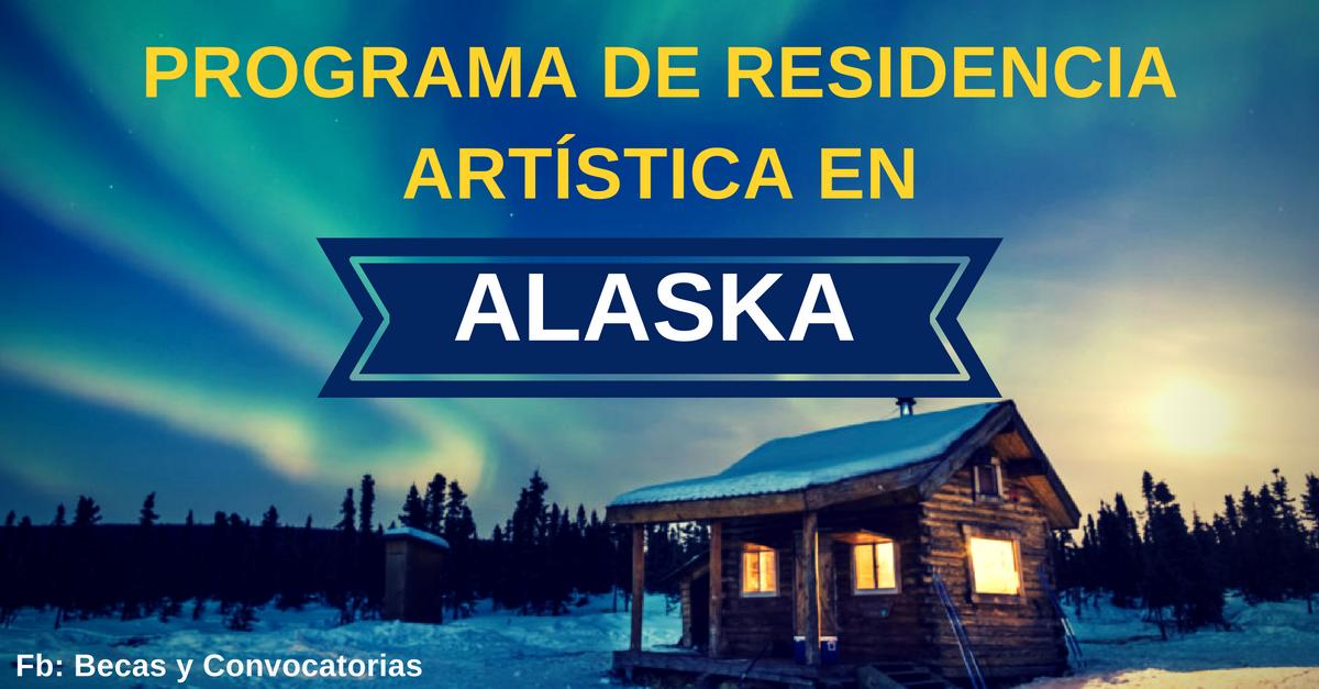 Becas Artísticas en Alaska
