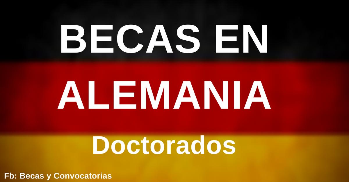 estudios y doctorados en alemania