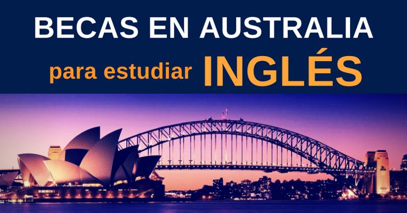 becas para estudiar ingles en australia