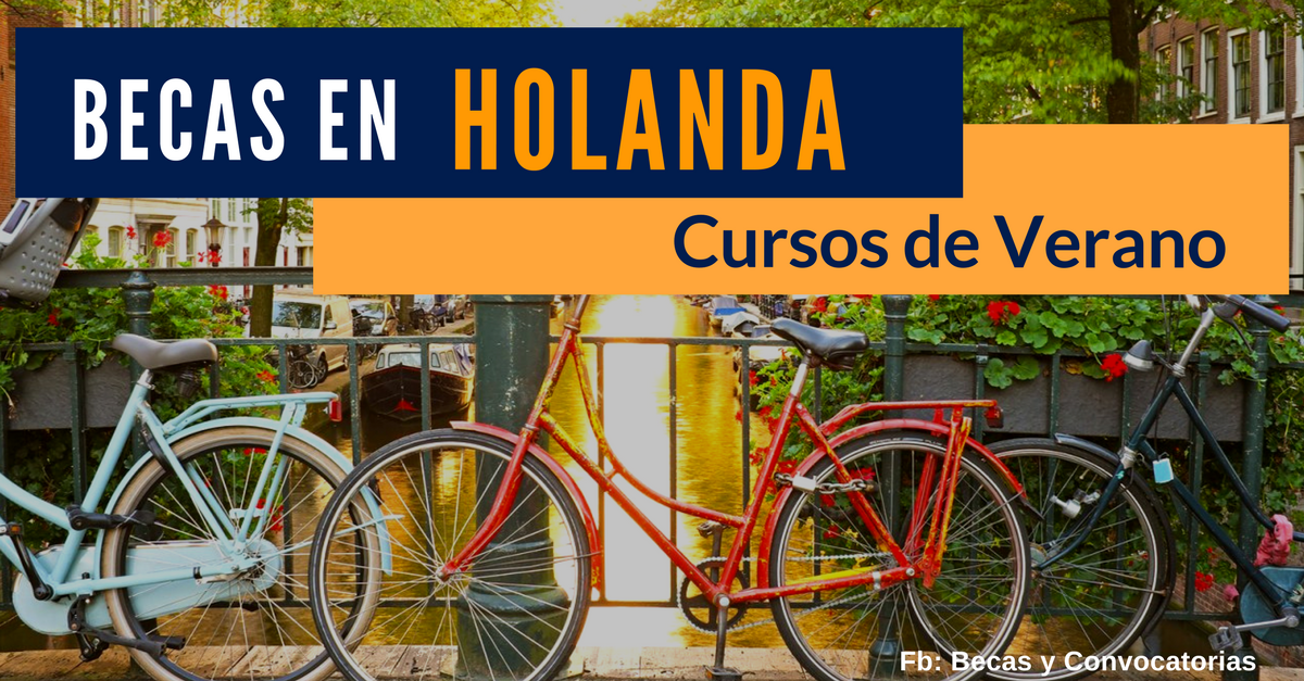 cursos de verano en amsterdam