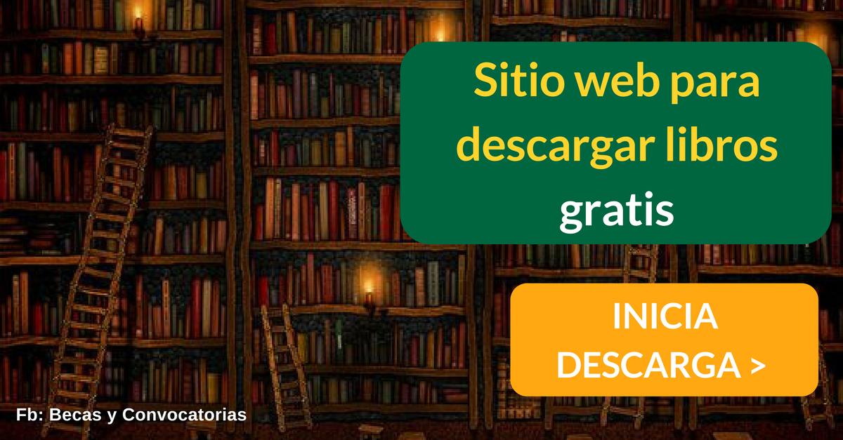 descarga libros gratis