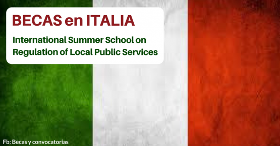 becas en italia