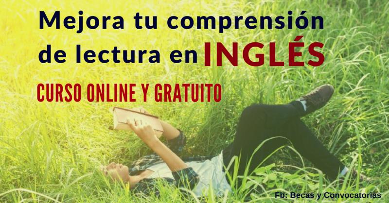 Aprende a leer en inglés y comprende mejor usando la herramienta online