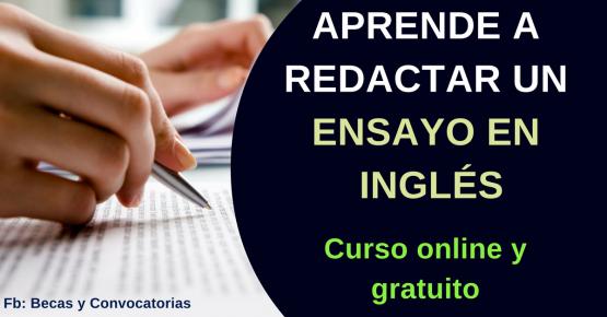 redacción en ingles online