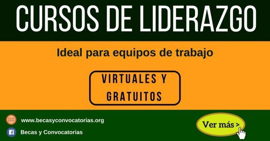 curso de liderazgo virtuales y gratuitos