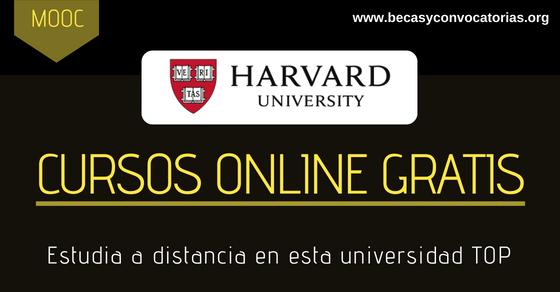 Harvard tiene varios cursos online gratis para ti. Conoce cuáles son