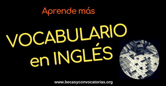 Técnica de estudio para ampliar tu vocabulario en inglés