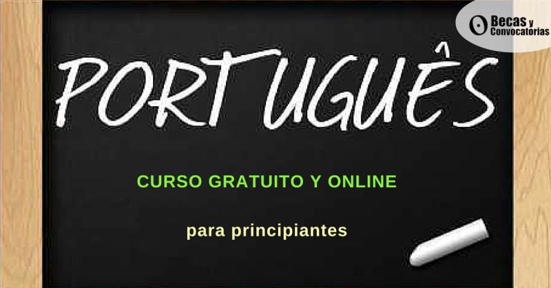 Aprende portugués gratis