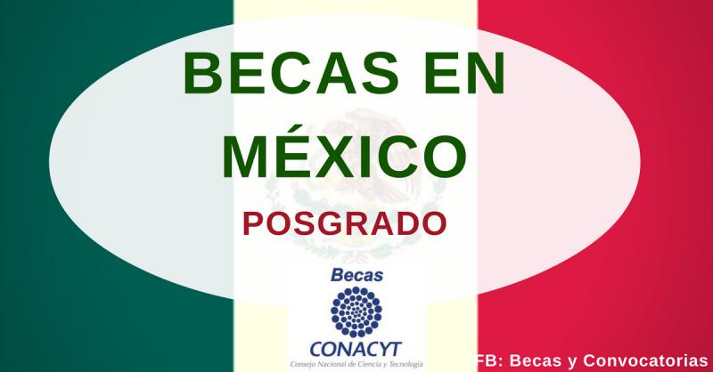 posgrado en México