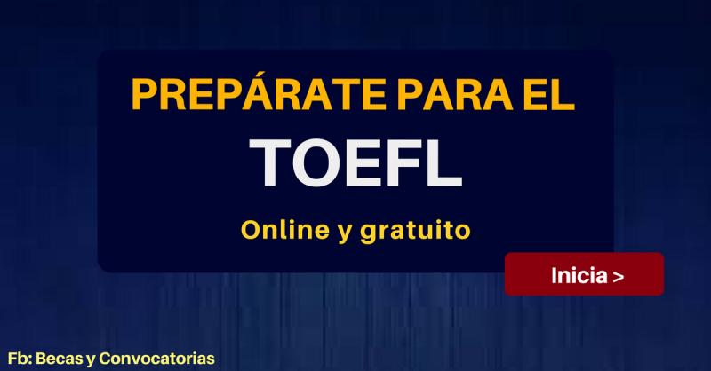 Curso online gratis preparación