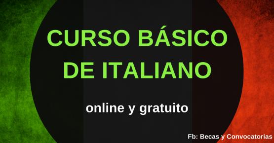 Curso aprende italiano