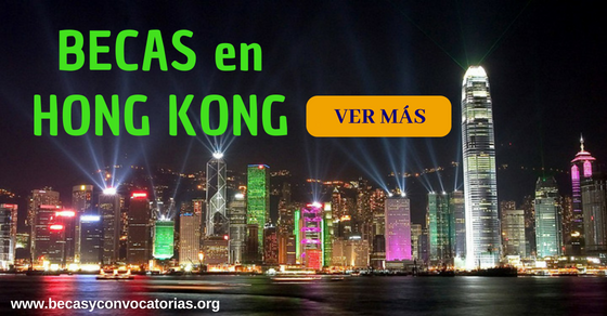 Becas Universitarias en Hong Kong
