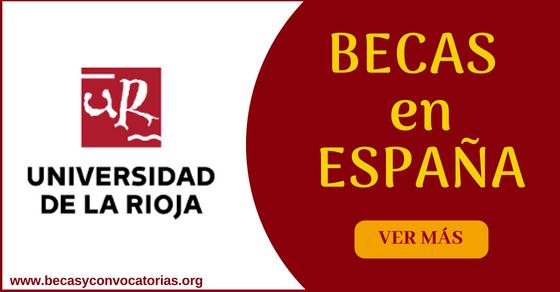 Becas en España para latinoamericanos