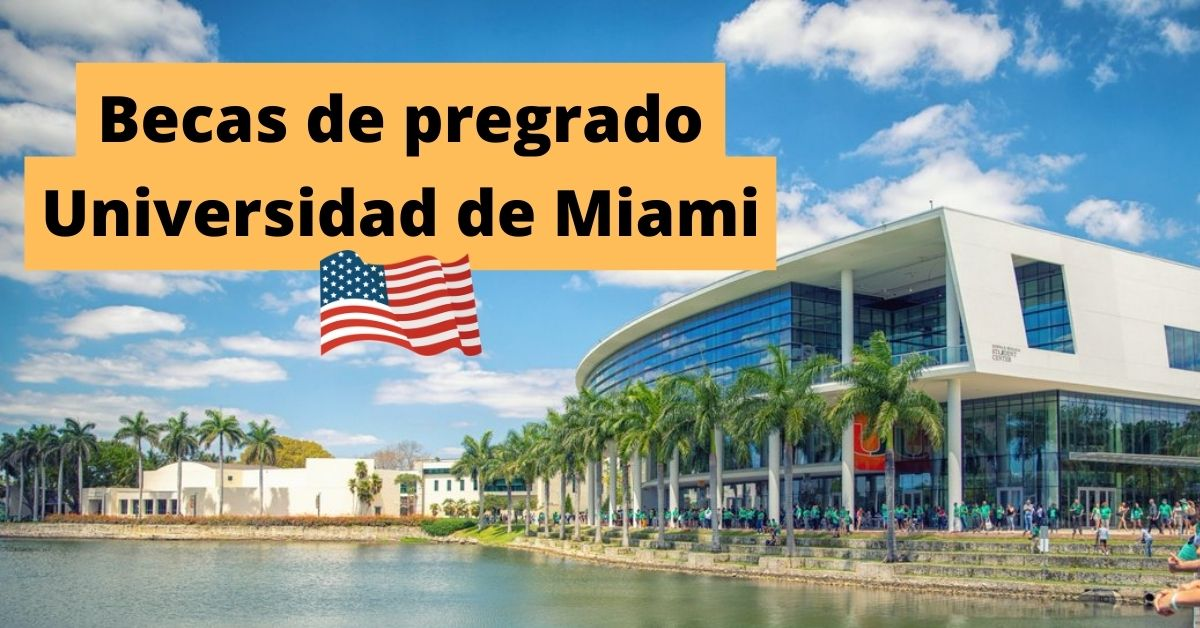 universidad de miami becas