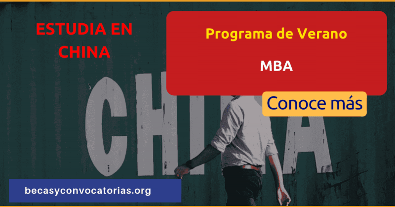 MBA en China