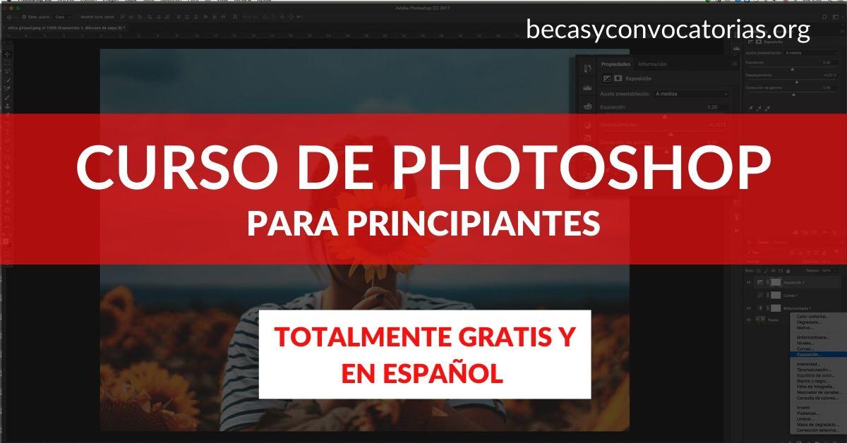 Curso De Photoshop Online Gratis Con Certificado Byc
