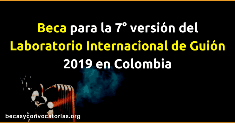 Becas LabGuión Colombia