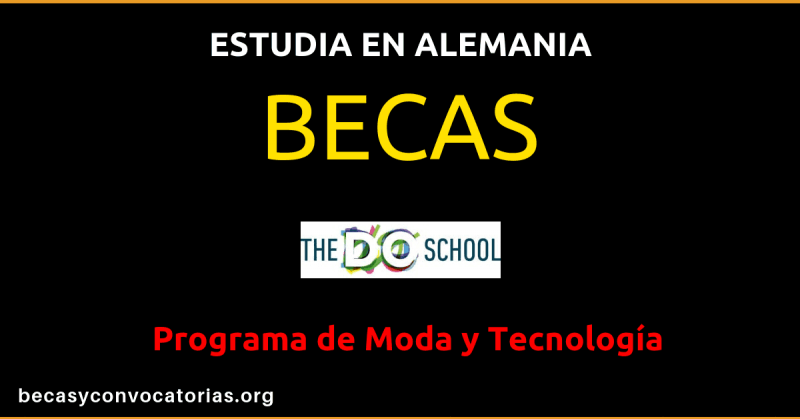 Becas The Do School