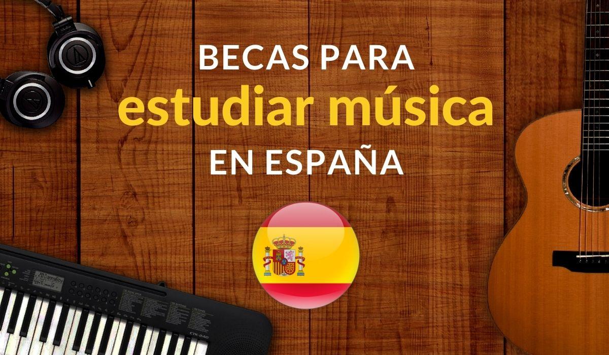 becas para estudiar musica en el extranjero