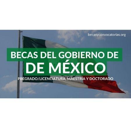 becas gobierno mexico