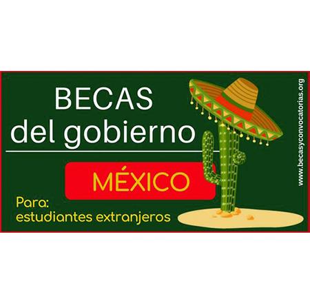 becas mexico