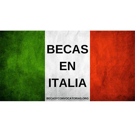 becas para estudiar italiano