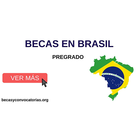 becas en brazil para extranjeros