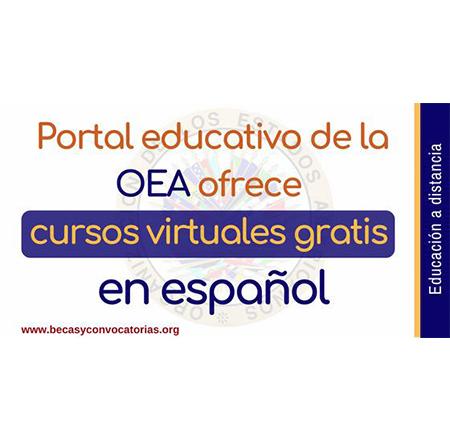 oea cursos virtuales