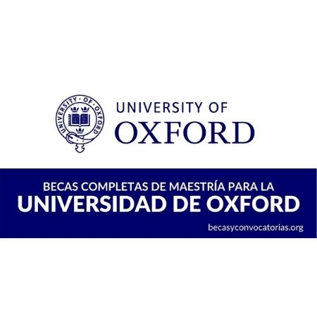 becas maestria universidad oxford