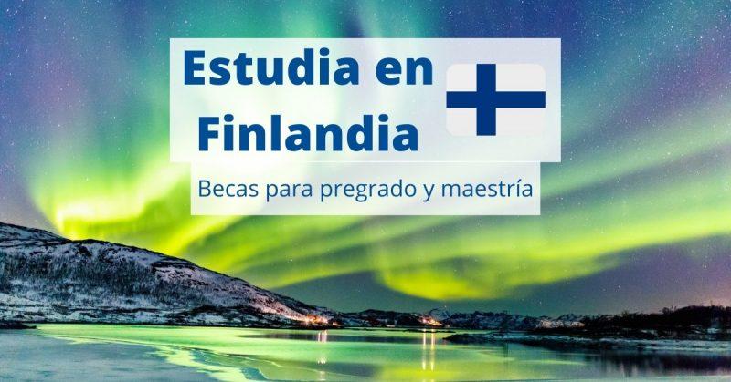 finlandia becas para estudiantes