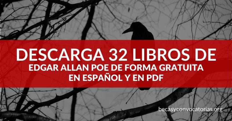 descargar libros Poe