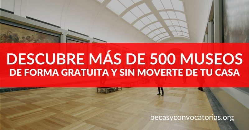 museos de forma gratuita