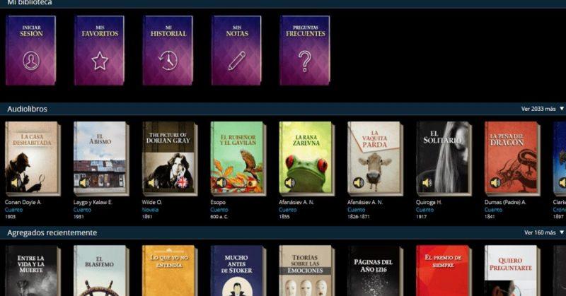 El Libro Total Una biblioteca en línea y gratuita